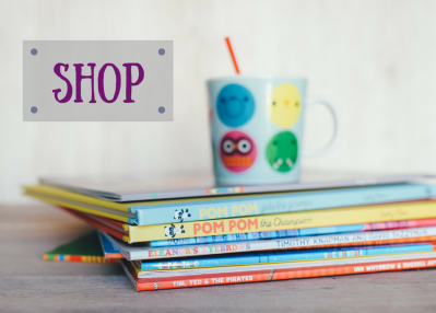Shop with Jaime's Book Corner - books for newborns to adults!