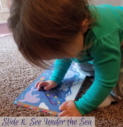 Slide & See Under the Sea