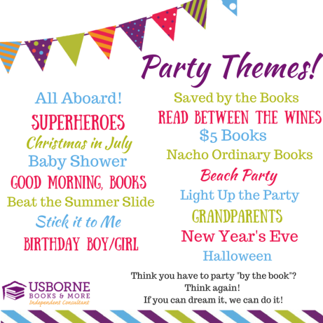 Party Themes!