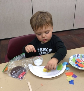 Thanksgiving Story & Craft with Jaime's Book Corner