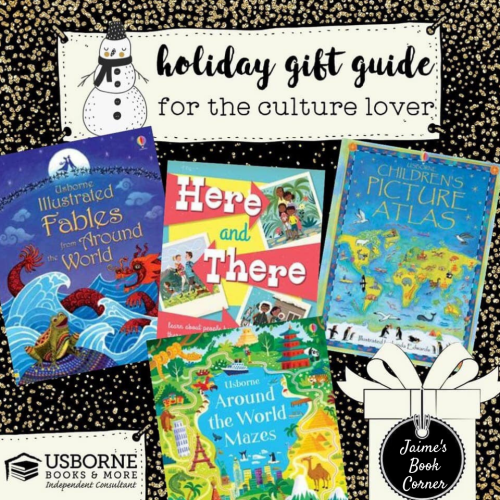 Culture Lover - Holiday Gift Guide from Jaime's Book Corner