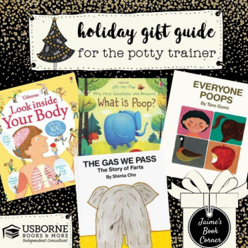 holiday gift guide potty trainer