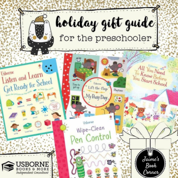 holiday gift guide preschooler