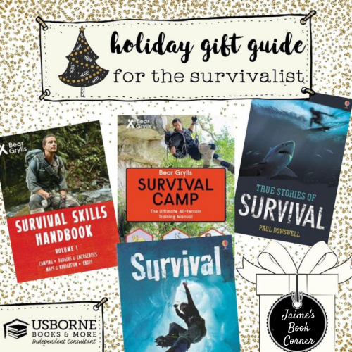 The Survivalist - Holiday Gift Guide from Jaime's Book Corner
