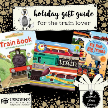 holiday gift guide train lover