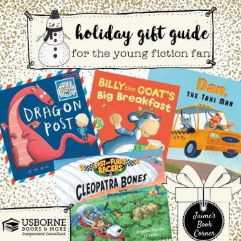 holiday gift guide young fiction fan