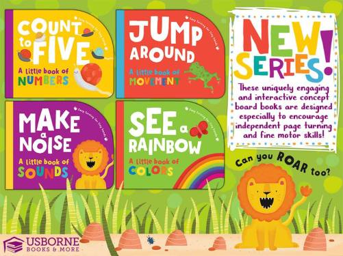 New Book Series for Baby and Toddler - Jaime's Book Corner