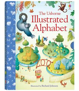 The Usborne Illustrated Alphabet [] Jaime's Book Corner