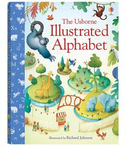 The Usborne Illustrated Alphabet - Unique A to Z Books from Jaime's Book Corner