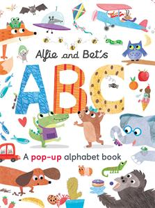 Alfie & Bet's ABC Pop-Up Book - Unique A to Z Books from Jaime's Book Corner