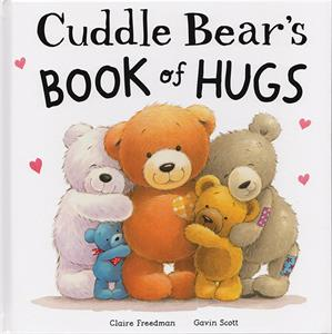 Cuddle Bear's Book of Hugs by Clare Freedman - Jaime's Book Corner