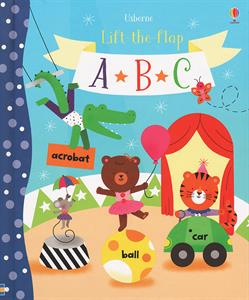 Lift-the-Flap ABC [] Jaime's Book Corner