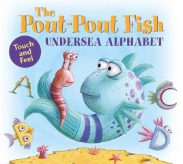 The Pout-Pout Fish Undersea Alphabet - Unique A to Z Books from Jaime's Book Corner