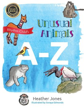 Unusual Animals A-Z - Unique A to Z Books from Jaime's Book Corner
