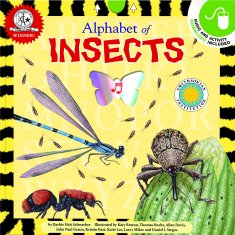 Alphabet of Insects - Unique A to Z Books from Jaime's Book Corner