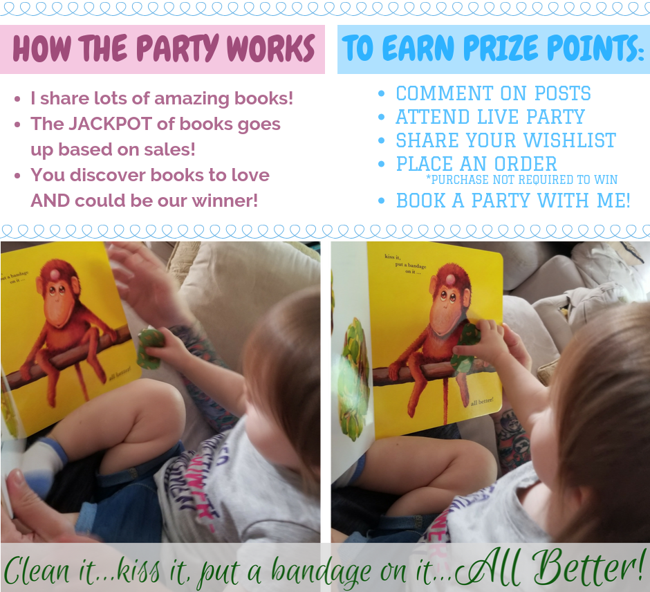 How a Mystery Hostess Party Works with Jaime's Book Corner