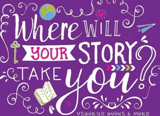 Where Will Your Story Take You