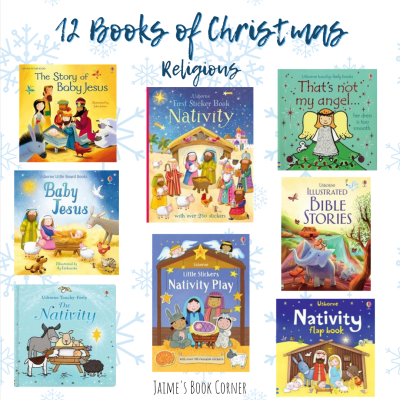 Share the story of the Bible with children of any age this Christmas. - Jaime's Book Corner