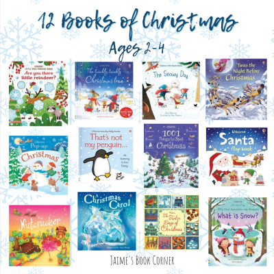 The best Christmas books for ages 2 through 4! - Jaime's Book Corner