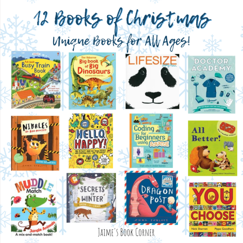 Books to make your child say WOW this Christmas! - Jaime's Book Corner