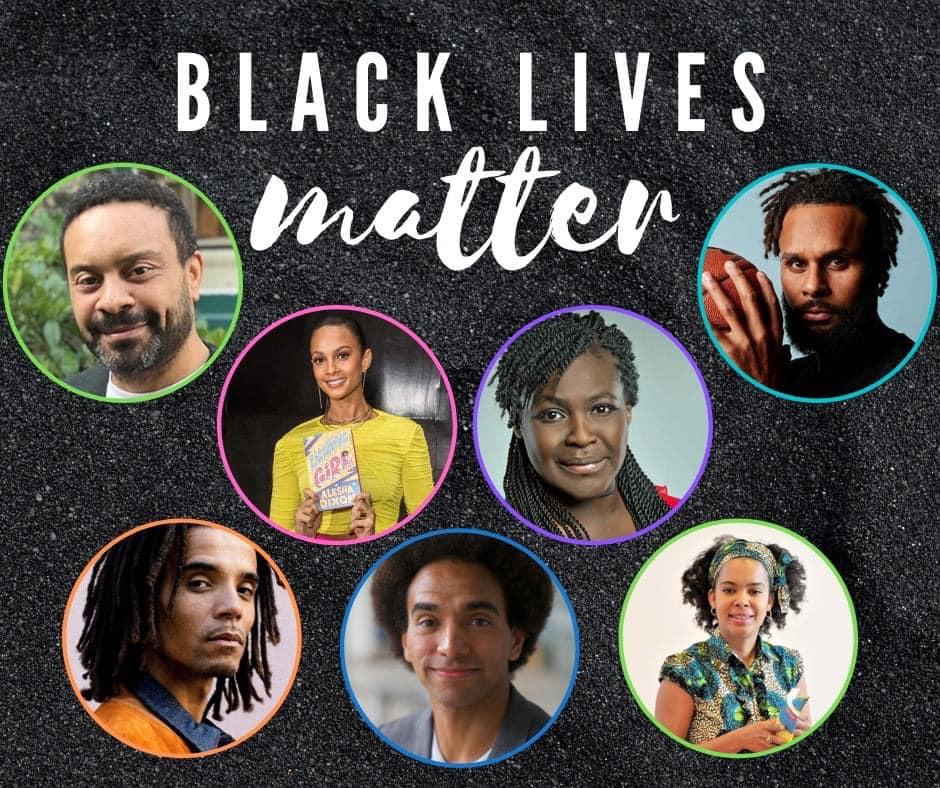 Black Lives Matter: UBAM authors & illustrators [] Jaime's Book Corner
